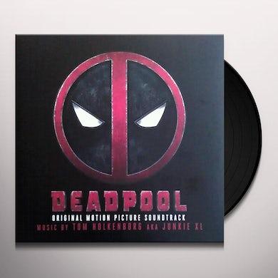 Junkie XL DEADPOOL / Original Soundtrack Vinyl Record