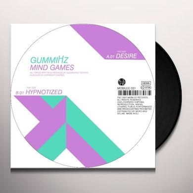 Gummihz MIND GAMES Vinyl Record