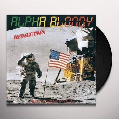 Alpha Blondy REVOLUTION Vinyl Record