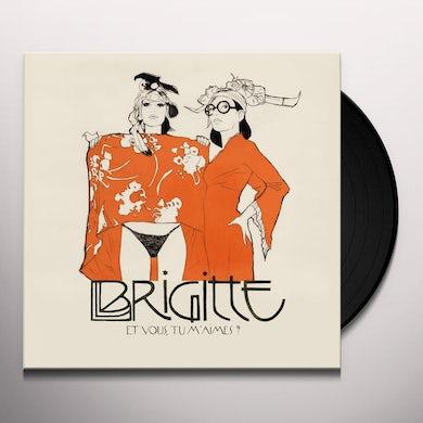 ET VOUS TU M'AIMES Vinyl Record