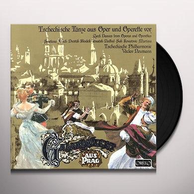 Dvorak / Neumann GALAKONZERT AUS PRAG Vinyl Record