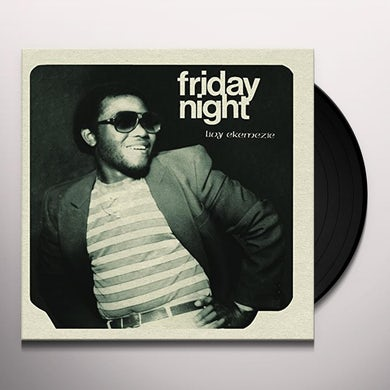 Livy Ekemezie FRIDAY NIGHT Vinyl Record