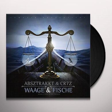 ABSZTRAKKT & CR7Z WAAGE & FISCHE Vinyl Record