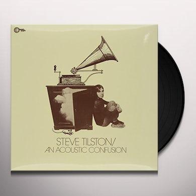 Steve Tilston AN ACOUSTIC CONFUSION Vinyl Record