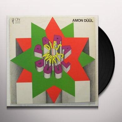 Amon Duul PARADIESWARTZ DUUL Vinyl Record