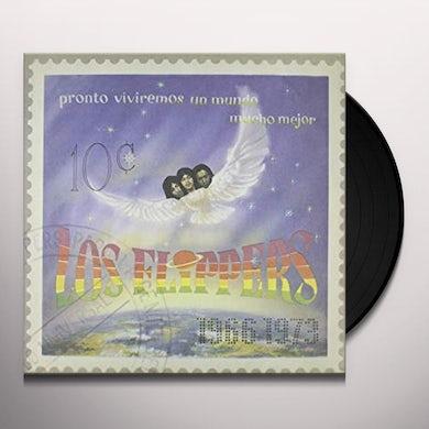 Flippers PRONTO VIVIREMOS UN MUNDO MUCHO MEJOR Vinyl Record
