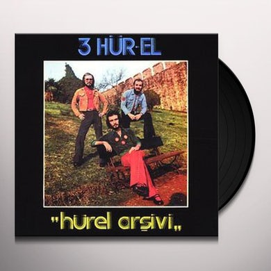 3 Hur-El HUREL ARSIVI Vinyl Record