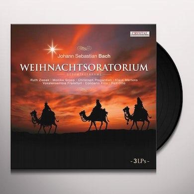 Concerto Koeln WEINACHTSORATORIUM Vinyl Record