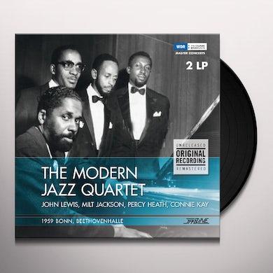 The Modern Jazz Quartet 1959 BONN-BEETHOVENHALLE Vinyl Record