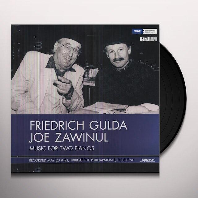 Friedrich Gulda & Joe Zawinul