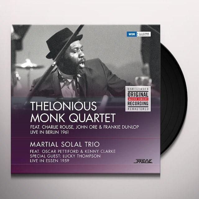 Thelonious Monk / Martial Solal Trio