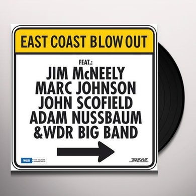 Jim Mcneely EAST COAST BLOW OUT Vinyl Record