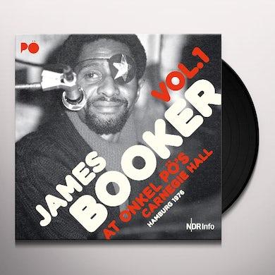 AT ONKEL PO'S CARNEGIE HALL HAMBURG 1976 1 Vinyl Record