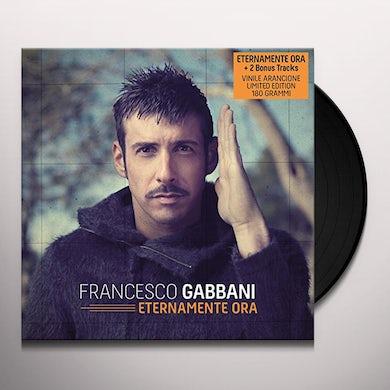 Francesco Gabbani ETERNAMENTE ORA Vinyl Record