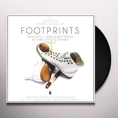 FOOTPRINTS EP / VARIOUS Vinyl Record - UK Release
