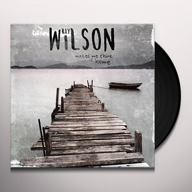 Ray Wilson MAKES ME THINK OF HOME (GER) Vinyl Record