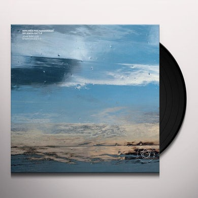 Sibelius / Berliner Philharmoniker / Rattle SYMPHONIES 1-7 Vinyl Record