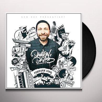 Damion Davis FOREVER YING Vinyl Record