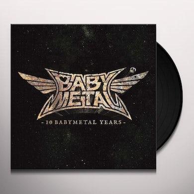 10 BABYMETAL YEARS Vinyl Record