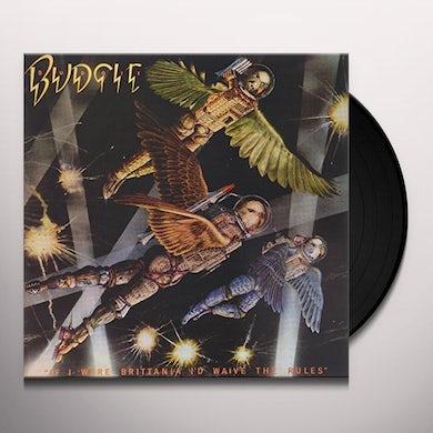 Budgie IF I WERE BRITTANIA Vinyl Record