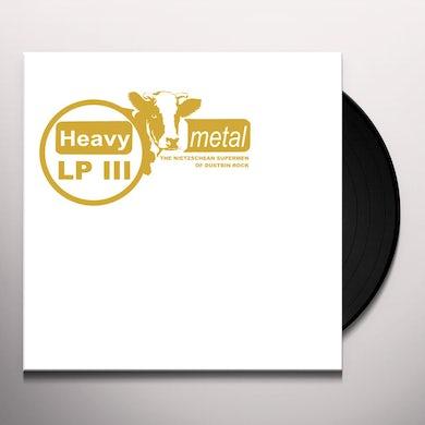 Heavy Metal NIETZSCHEAN SUPERMEN OF DUSTBIN ROCK Vinyl Record