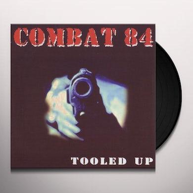 Combat 84 TOOLED UP Vinyl Record