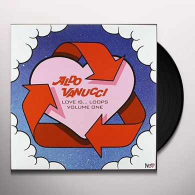 Aldo Vanucci LOVE IS LOOPS EP Vinyl Record - UK Release