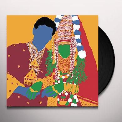 Da'Asa: Haunting Sounds Of Yemenite-Israeli Funk Vinyl Record