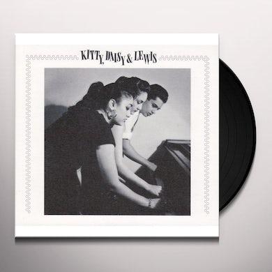 Kitty, Daisy & Lewis Vinyl Record