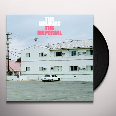 Delines THE IMPERIAL Vinyl Record