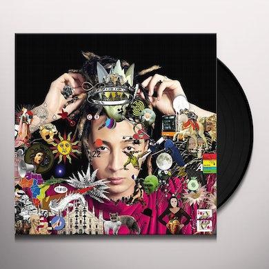 Ghali ALBUM Vinyl Record