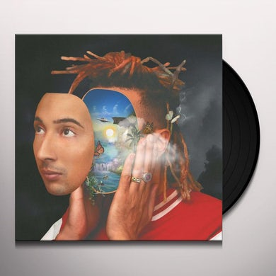 Ghali DNA Vinyl Record