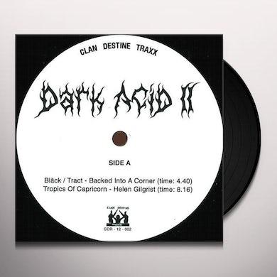 Dark Acid Ii / Various Vinyl Record