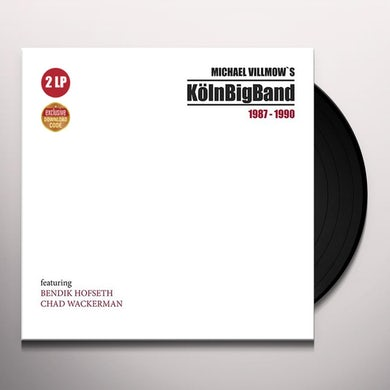 Michael Villmow / Koln Big Band 1987-1990 Vinyl Record