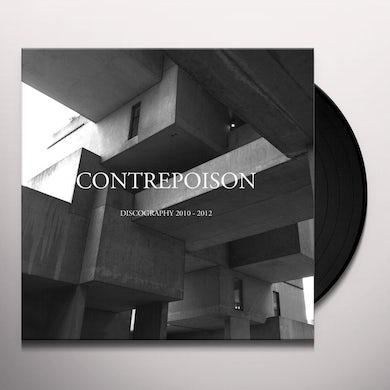 Contrepoison DISCOGRAPHY 2010-2012 Vinyl Record