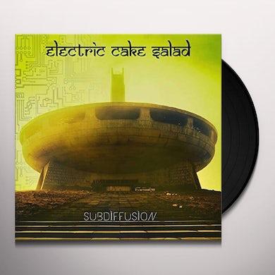 Electric Cake Salad SUBDIFFUSION Vinyl Record
