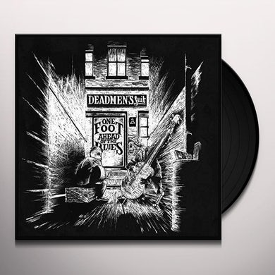 DEADMEN'S SUIT ONE FOOT AHEAD OF THE BLUES (BLUE VINYL) Vinyl Record