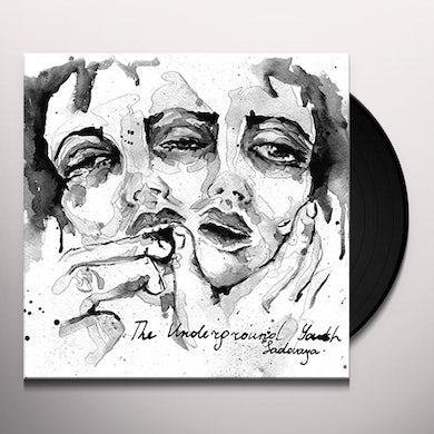 The Underground Youth SADOVAYA Vinyl Record - UK Release