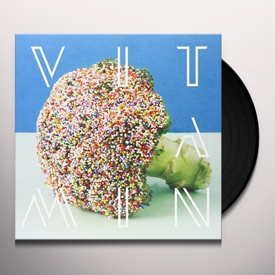 VITAMIN GIVING IT UP Vinyl Record