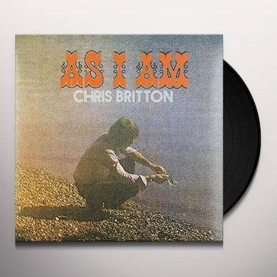 AS I AM Vinyl Record