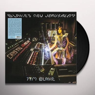 BLAKE'S NEW JERUSALEM Vinyl Record