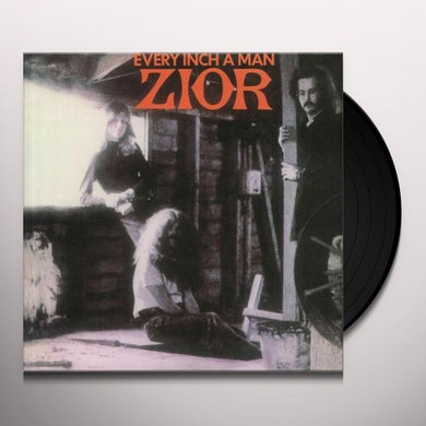 Zior EVERY INCH A MAN Vinyl Record
