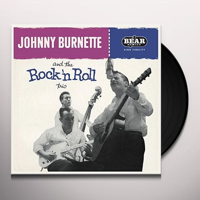 & THE ROCK 'N' ROLL TRIO Vinyl Record
