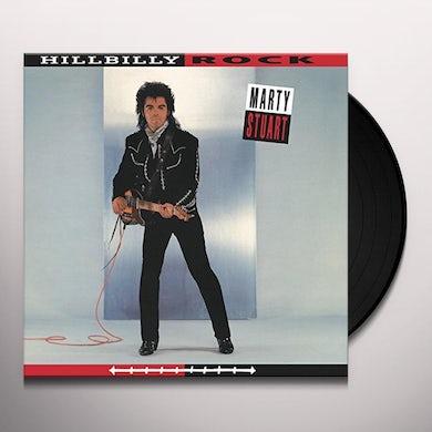 Marty Stuart HILLBILLY ROCK Vinyl Record