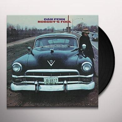NOBODY'S FOOL Vinyl Record