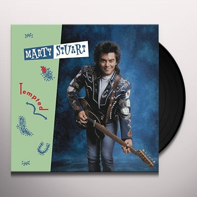 TEMPTED Vinyl Record