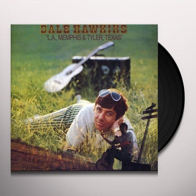 L.A. MEMPHIS AND TYLER TEXAS Vinyl Record