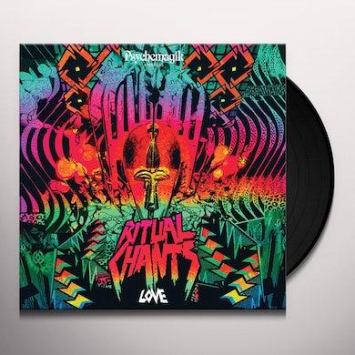 Psychemagik RITUAL CHANTS: LOVE Vinyl Record