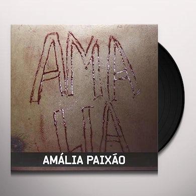 Amalia Rodrigues PAIXAO Vinyl Record
