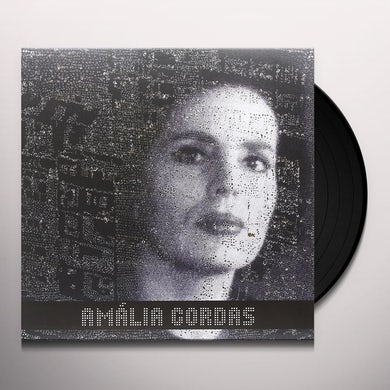 Amalia Rodrigues CORDAS Vinyl Record